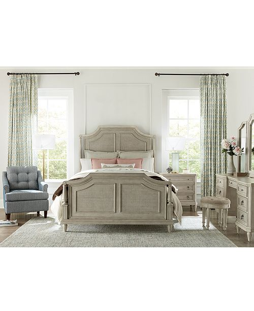 Chelsea Court Bedroom Furniture Collection, Created for Macy\'s