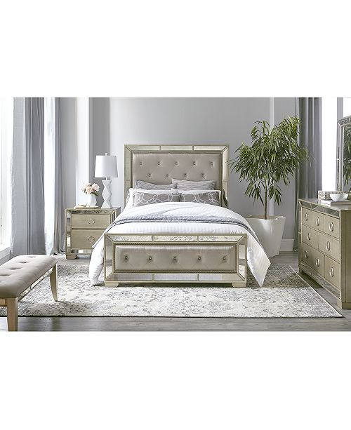 Furniture Ailey Queen 3 Pc Bedroom Set