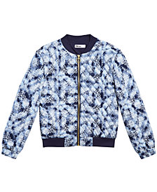 Epic Threads Toddler Girls Quilted Bomber Jacket, Created for Macy's