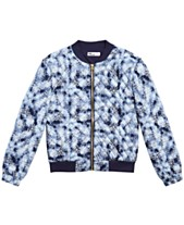 6621f62cbfaa Epic Threads Big Girls Quilted Bomber Jacket