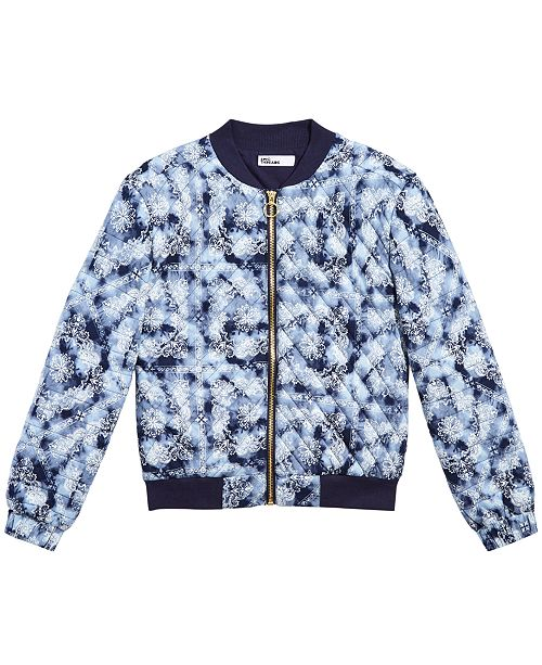 Epic Threads Big Girls Quilted Bomber Jacket, Created for Macy's