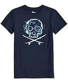Epic Threads Big Boys Skull Graphic T-Shirt, Created for Macy's