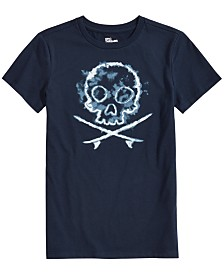 Epic Threads Little Boys Skull Graphic T-Shirt, Created for Macy's