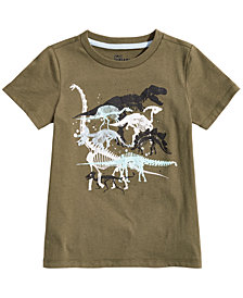 Epic Threads Toddler Boys Stacked Dinos Graphic T-Shirt, Created for Macy's