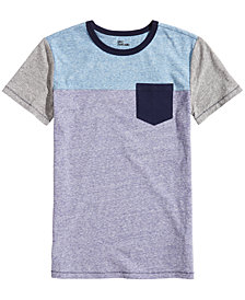 Epic Threads Little Boys Colorblocked Pocket T-Shirt, Created for Macy's