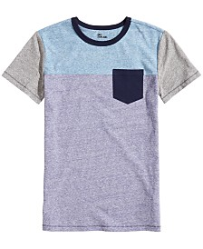 Epic Threads Toddler Boys Colorblocked Pocket T-Shirt, Created for Macy's