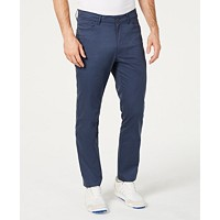 Greg Norman Men's Five-Pocket Performance Pants (Multiple Colors)