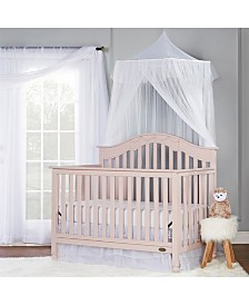 Dream On Me Charlotte 5 in 1 Crib