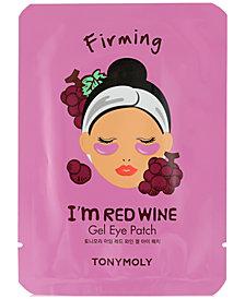 TONYMOLY I'm Red Wine Gel Eye Patch