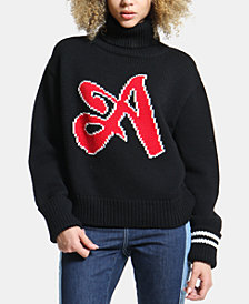 ARTISTIX Signature 'A' Cotton Sweater