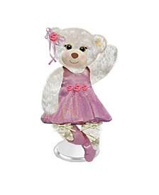 First and Main - 7 Inch Bella Ballerina Bear