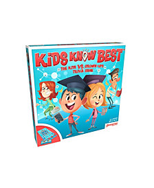 Pressman Games - Kids Know Best Game