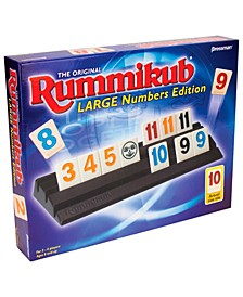 - Rummikub Large Number Edition Game