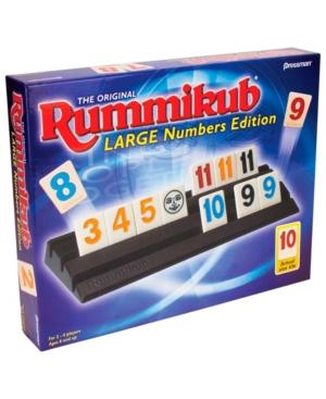 Pressman Toys - Rummikub Large Number Edition Game