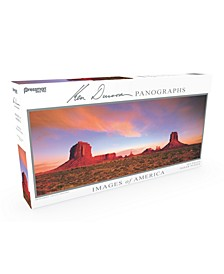 - Images of America 504 Piece Panoramic Puzzle