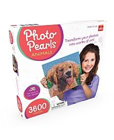Pressman Games - Photo Pearls Animals