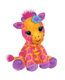 First and Main - FantaZOO 10 Inch Plush, Georgie Giraffe
