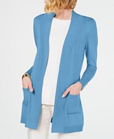 b0c44a58d Ladies Cardigan Sweaters  Shop Ladies Cardigan Sweaters - Macy s