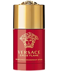 Versace Men's Eros Flame Deodorant Stick, 2.5-oz.