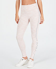 Calvin Klein Performance Space-Dyed Leggings