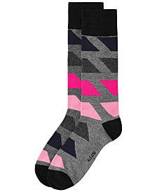 Alfani Men's Colorblocked Socks, Created for Macy's