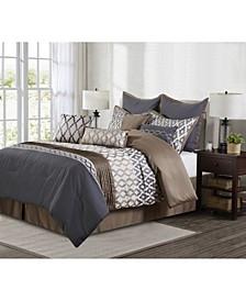 Caval 10-Piece Comforter Sets