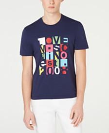 Love Moschino Men's Logo Graphic T-Shirt