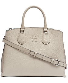 DKNY Noho Large Satchel, Created for Macy's