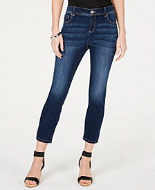 I.N.C. INCEssentials Petite Skinny Cropped Jeans, Created for Macy's
