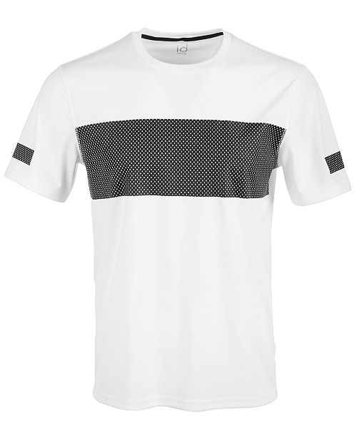 Ideology Men's Mesh T-Shirt, Created for Macy's