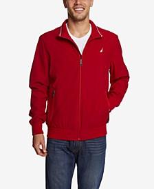 Men's Polo Bomber Jacket, Created for Macy's