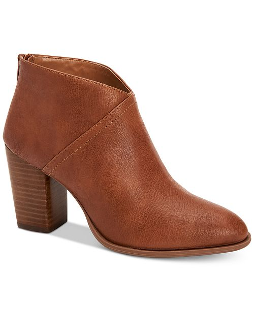Style & Co Monyaa Booties, Created for Macy's
