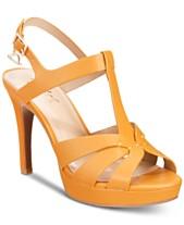 255c1f02cb Thalia Sodi Verrda Platform Dress Sandals, Created for Macy's