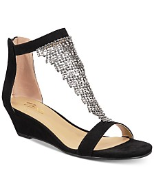 Thalia Sodi Tacey Wedge Sandals, Created for Macy's