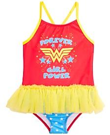 Dreamwave Toddler Girls 1-Pc. Wonder Woman Graphic Swimsuit