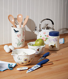 Lenox Butterfly Meadow Kitchen Collection, Created for Macy's