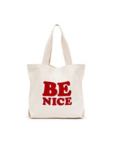 ban.do Big Canvas Tote, Be Nice