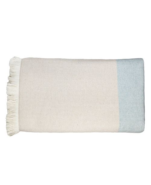 La Rochelle Oliver Flannel Blanket Full/Queen