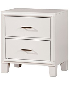 Realm 2-drawer Nightstand
