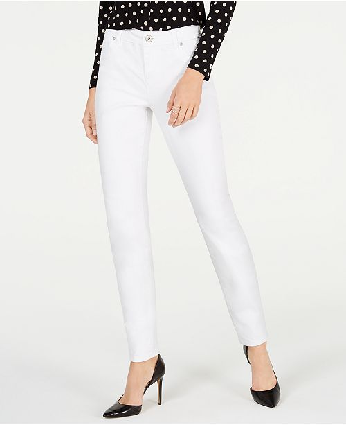 INC International Concepts I.N.C. Petite Skinny Jeans, Created for Macy's