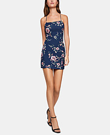 BCBGeneration Floral-Print Sheath Dress