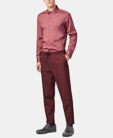 BOSS Men's Slim Fit Poplin Shirt