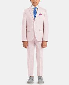 Lauren Ralph Lauren Little & Big Boys Linen Classic Suit Jacket & Pants Separates
