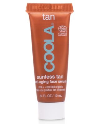 Organic Sunless Tan Luminizing Body Serum, 5-oz.