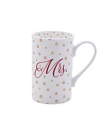 Mikasa Mrs Gold Dots Mug