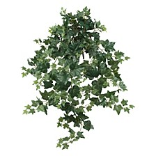 "41"" Puff Ivy Hanging Artificial Plant, Set of 2"