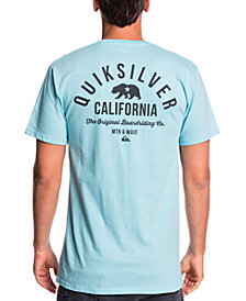 Quiksilver Men's California Garage Graphic Tshirt