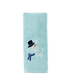 Feeling Frosty 2-Pc. Hand Towel Set