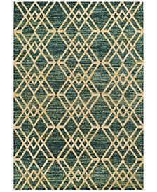 "CLOSEOUT! Barcelona Moderne 5'3"" x 7'7"" Area Rug"