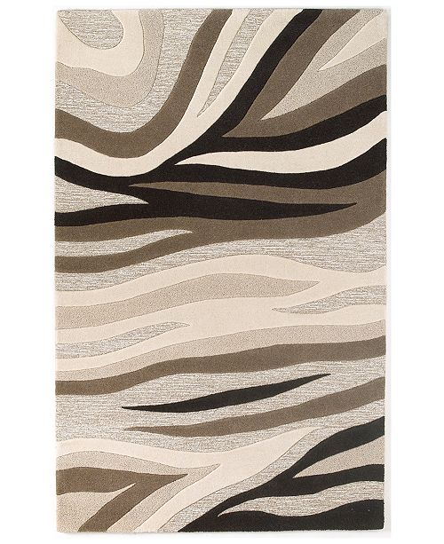 "Kas Eternity Sandstorm 1083 Natural 2'3"" x 7'6"" Runner Area Rug"